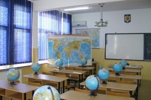 Cabinet Istorie-Geografie