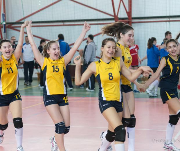 """CTF """"Mihai I"""" organizează admitere clasa a IX-a Volei/Fotbal"""
