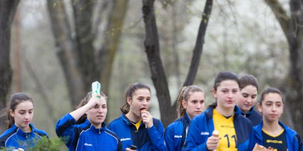 Deplasare Buzau CTF Mihai I volei sperante feminin 15
