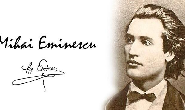 """Mihai Eminescu, """"Luceafărul poeziei românești"""""""